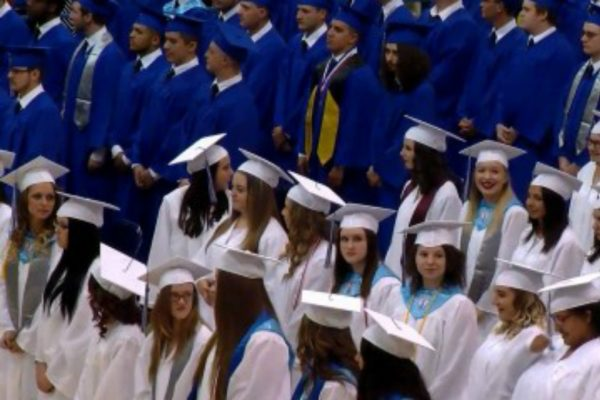 They Canceled the Lord's Prayer at this School's Graduation, And Then This Happened