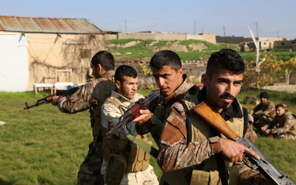 Two Thousands Christians Form Their Own Army And Are Now Fighting And Killing Muslim Terrorists
