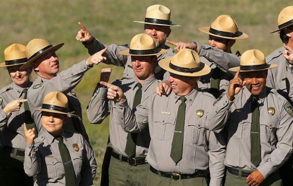 We Must Change Park Ranger Uniforms to Make Illegal Aliens Feel Better