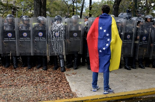 martial law venezuela