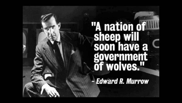 sheep wolves murrow