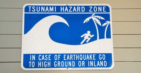 tsunami-harzard-zone