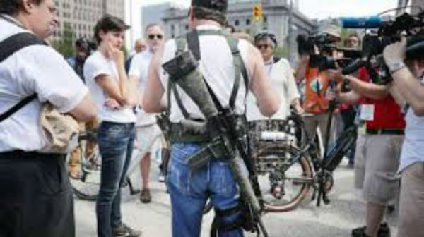 """""""I Don't Care if It's Constitutional"""" — Cleveland Cops Call for Banning Open Carry Amidst RNC"""