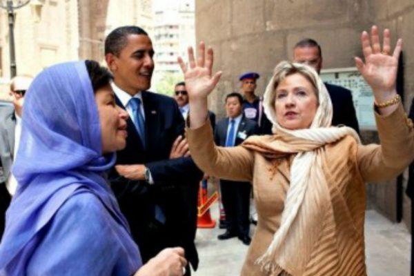 Hillary-Barack-White-House-Flickr