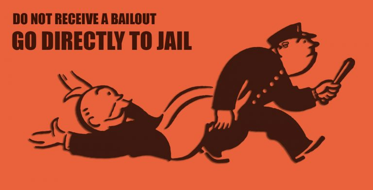 Ireland Jails 3 Top Bankers over 2008 Collapse, the Opposite of What the US Did