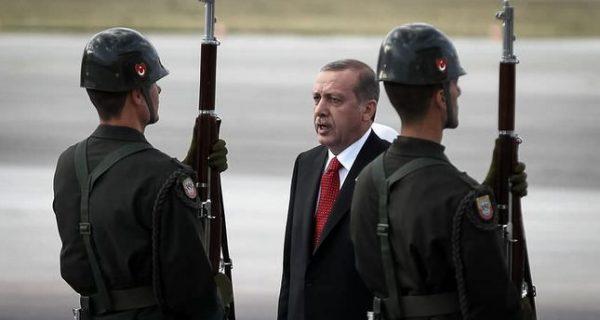 Cumhurbaşkanı Recep Tayyip Erdoğan, özel uçak TUR ile Azerbaycan'ın başkenti Bakü'ye gitti. (Aykut Ünlüpınar - Anadolu Ajansı)