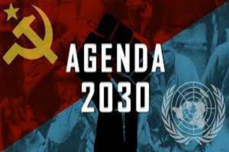 Globalism through U.N.'s Agenda 21, Agenda 2030, and Vision 2050