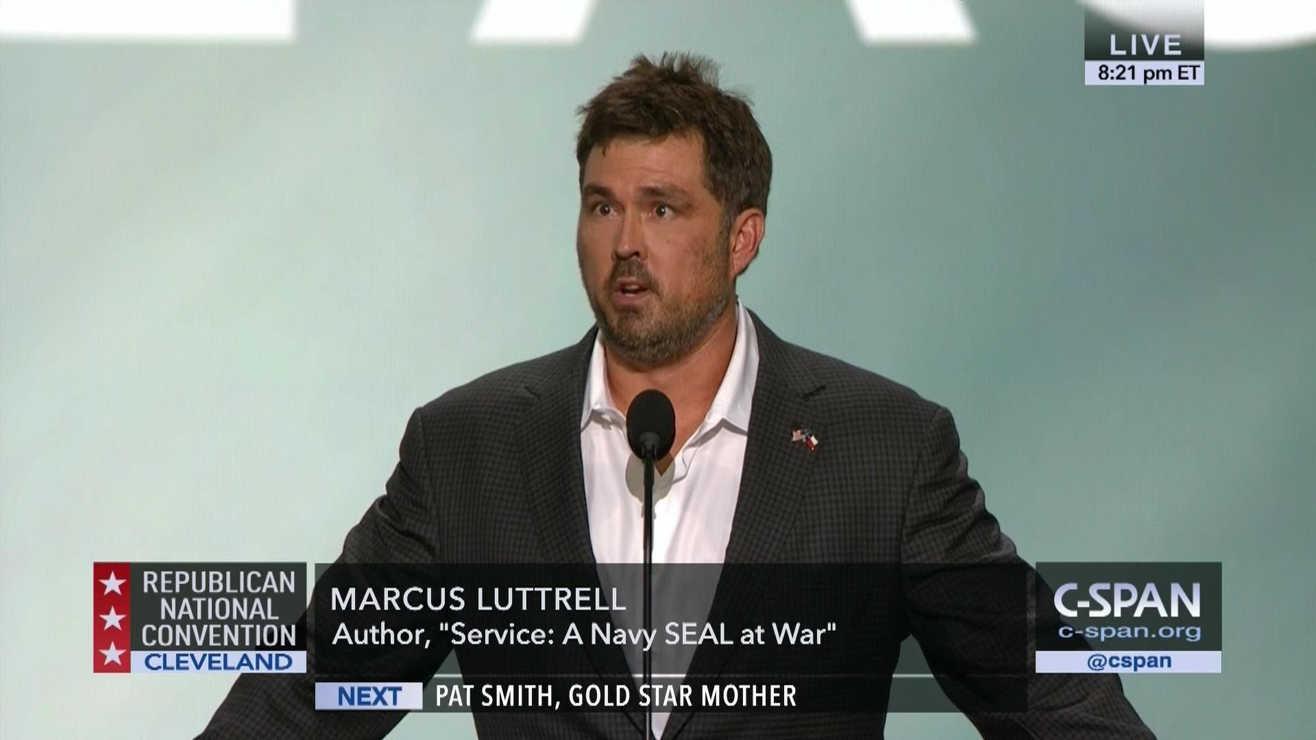marcus luttrell rnc 2016