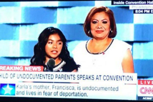 undocumented at dnc