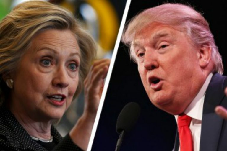 "Trump Demands Clinton Apologize for ""Death and Destruction"" She Caused"