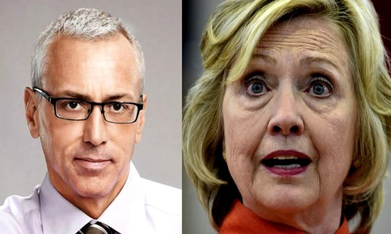 Dr. Drew's TV show cancelled, 9 days after he raised concerns about Hillary Clinton's health