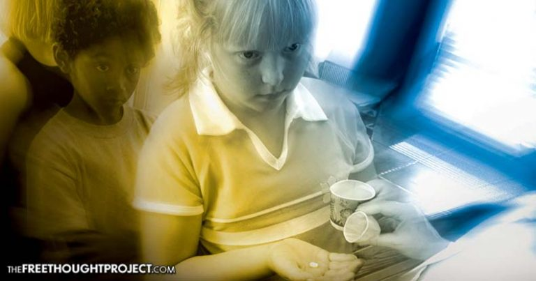 Govt Exposed for Forcing Foster Kids, Even Toddlers to Take Dangerous Psychotropic Drugs