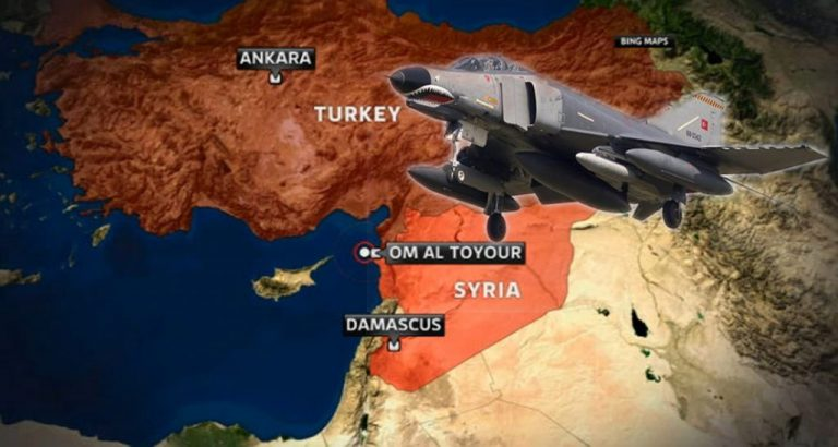 The Turkish Invasion Of Syria: Who Is Behind It And Why