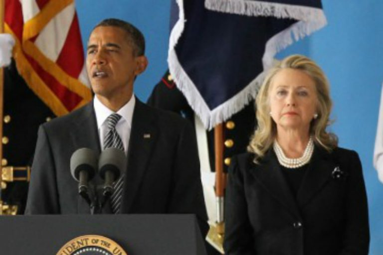 """Retired General: Clinton and Obama Refused to Hear Intelligence that """"did not fit their 'happy talk' narrative about the Middle East"""""""