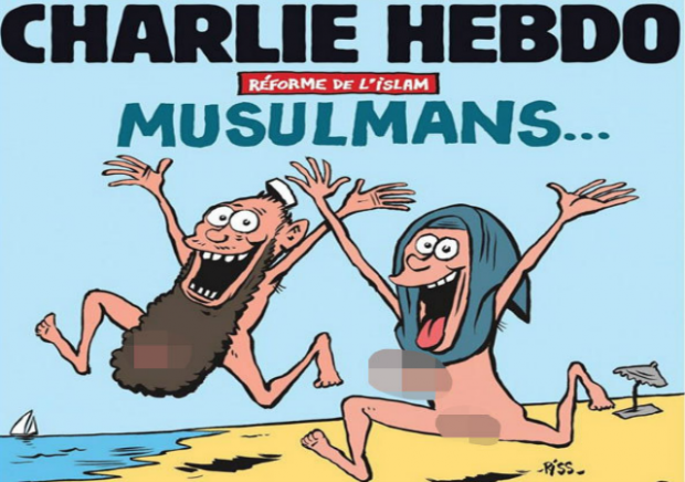 On Facebook, Muslims Discuss Latest 'Charlie Hebdo' Cover, Issue Threats