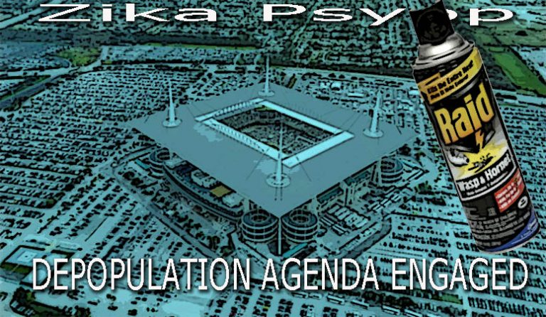 Zika Update: Mass Chemical Spraying Before All Miami Dolphins Games To Officially Begin!