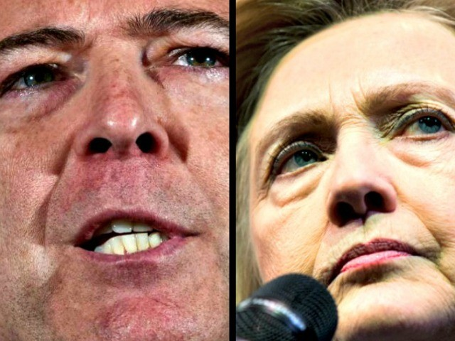 FBI Director James Comey Took Millions from Clinton Foundation Defense Contractor