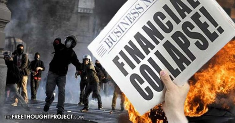 8 Years After US Banking Collapse, Implosion of Megabank Poised to Decimate the Global Economy