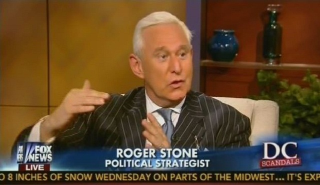 Hidden Cam: Soros-Funded Media Matters Brags How They Got Roger Stone Banned From TV