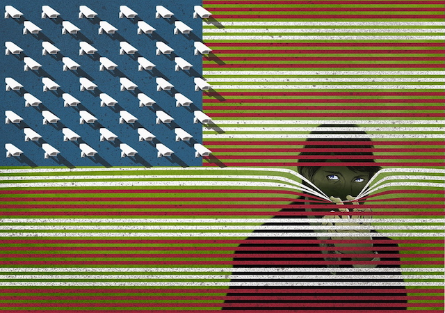 Distracted by Election 2016, No-one Resisted the Deep State's Patriot Act 2