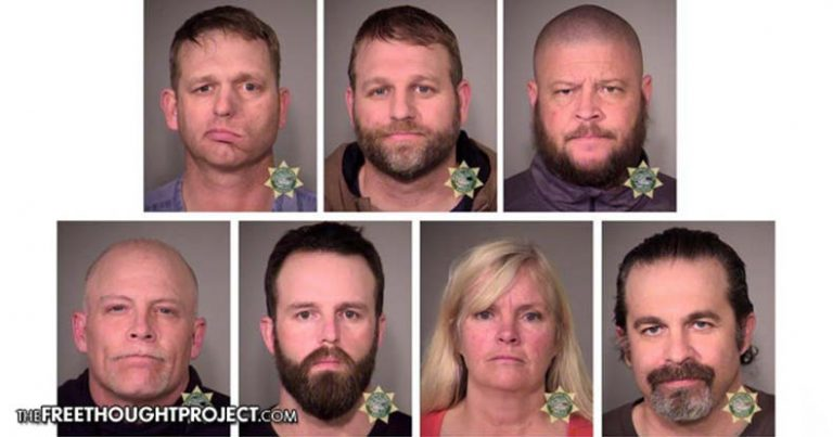 NOT GUILTY: Oregon Standoff Leaders Acquitted for Malheur Wildlife Refuge Takeover