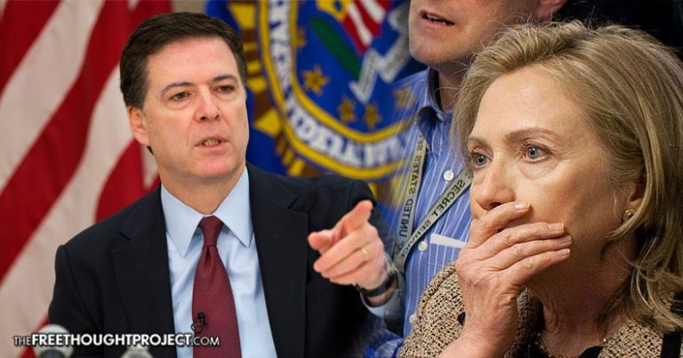 FBI Makes Stunning Reversal, Reopens Clinton Investigation After Discovery of New Documents
