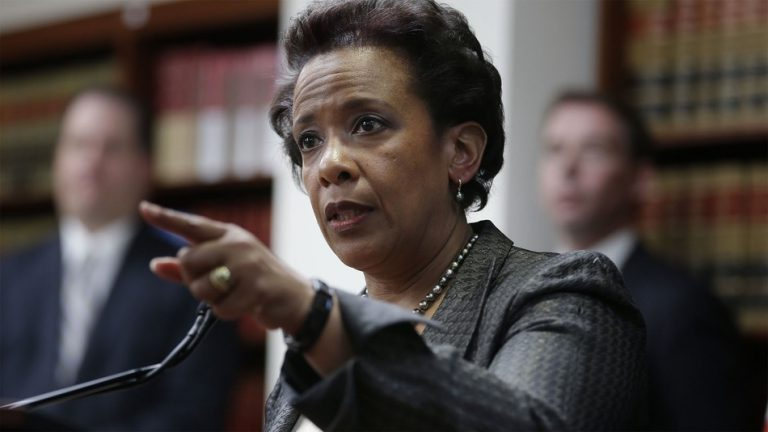 Congress: Attorney General Lynch 'Pleads Fifth' on Secret Iran 'Ransom' Payments