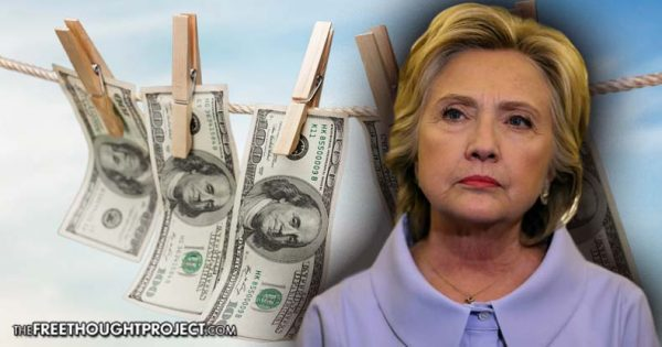 clinton-laundering