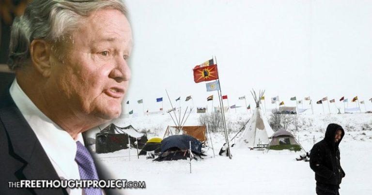 Breaking: ND Gov. Makes Emergency Declaration, Issues Mandatory Evacuation of Standing Rock Camp