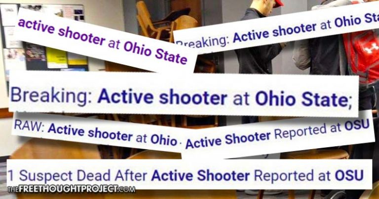 How Fake News Spreads — Corporate Media Spread Story of 'Active Shooter' During a Knife Attack