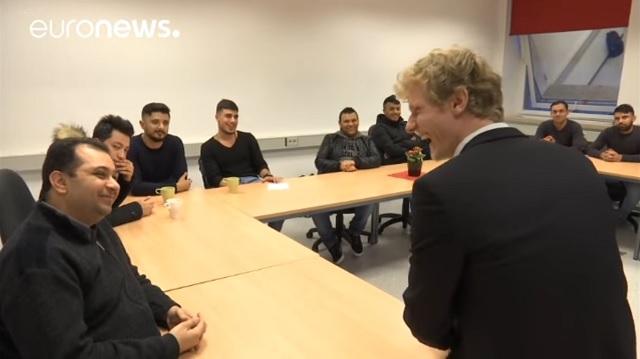 Germany: 'Mr. Flirt' Teaches Migrants How To Sleep With German Women