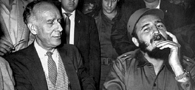 How Fake News From The New York Times Helped Fidel Castro Seize Power