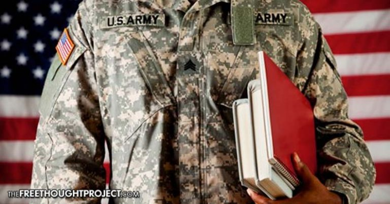 Pentagon is Now Deploying Reservists and Refusing to Pay Promised GI Bill Benefits