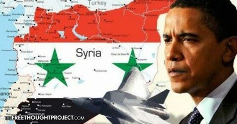 Media Silent as House Passes Resolution for Syrian No-Fly Zone — Provoking War with Russia