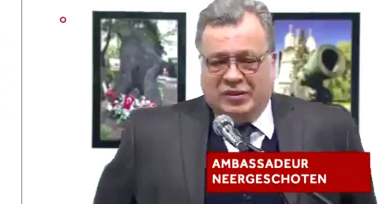 Am I the Only Person in America Who is Not Buying Into This Russian Ambassador Assassination?