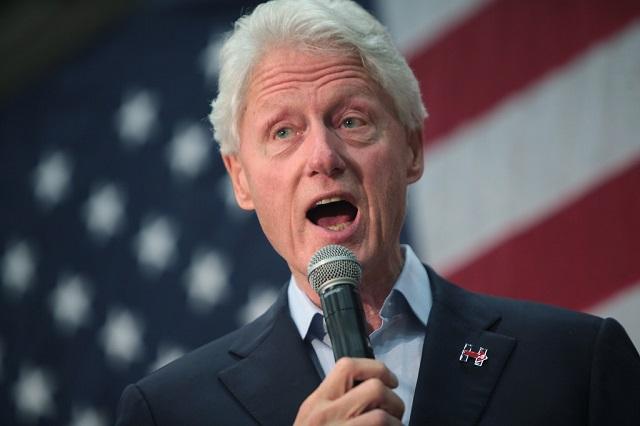 Bill Clinton Blames Hillary's Loss on F**king White Males