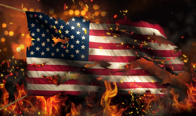 Unless Someone Is Burning YOUR Flag, Flag-Burning Is Not Illegal