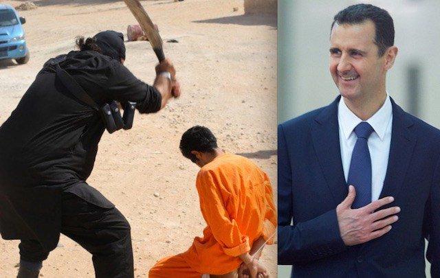 Forty Thousand Christians Say That They Feel Safer Under Bashar Al-Assad