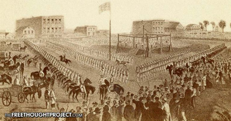 Dakota 38 — 154 Years Ago, Govt Carried Out the Largest Mass Execution in US History