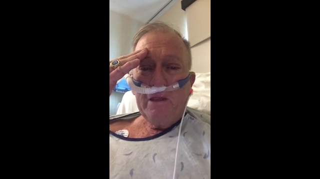 'Farewell Dear Friends, God Bless You All.' Patriot Who Fought Colorado GOP Shares Message From Death Bed