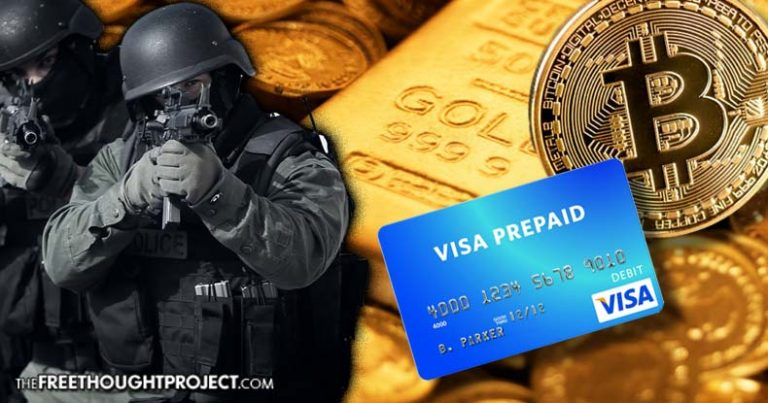 Europe Proposes Confiscating Gold, Cash, Bitcoin, & Prepaid Cards to Fight 'Terrorist Financing'