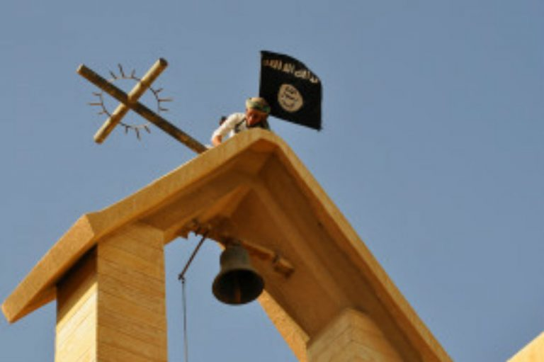 Alert: ISIS reveals list of U.S. churches it plans to attack over the Holidays