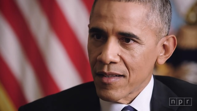 Obama Says It's 'Inevitable' U.S. Will Become 'Browner'