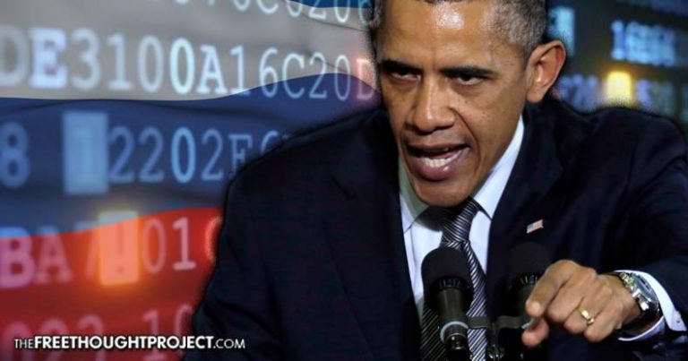 Without Providing Any Evidence of Hacking, Obama to Announce 'Punishment' Plan for Russia
