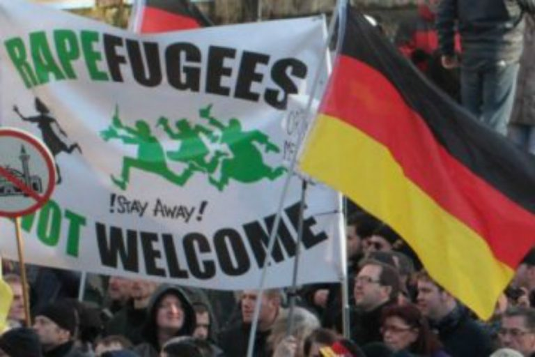 German Citizens Kill Muslim Immigrants, And The German Government Is Supporting And Protecting Them