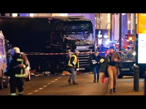 VIDEO: The Truth About the Berlin Christmas Market Attack