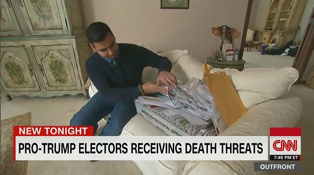 Pro-Trump Electoral College Members Inundated With Death Threats