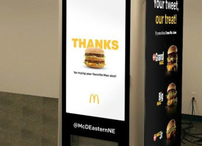 """Meet the Inevitable Effect of a $15 Minimum Wage — The """"Big Mac ATM"""""""