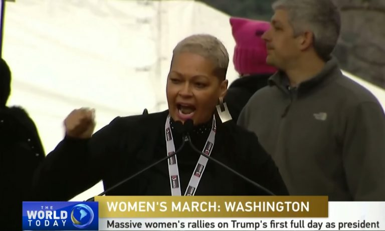 Women's March Speaker Kidnapped, Raped & Tortured Man to Death