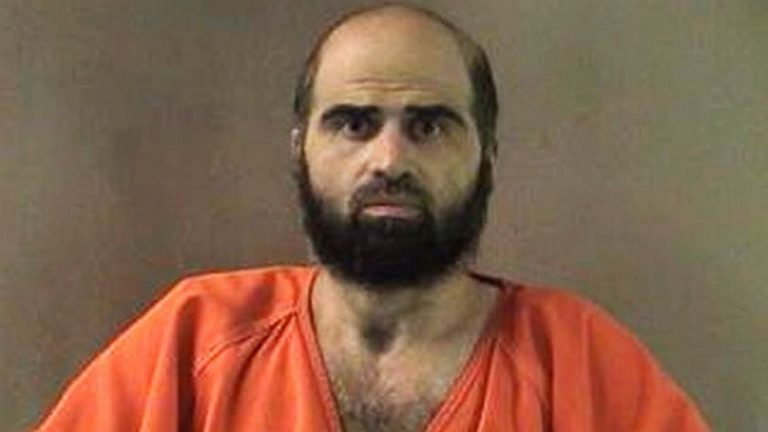 Fort Hood jihadist shooter Nidal Hassan is 'gay' and wants a sex-change operation